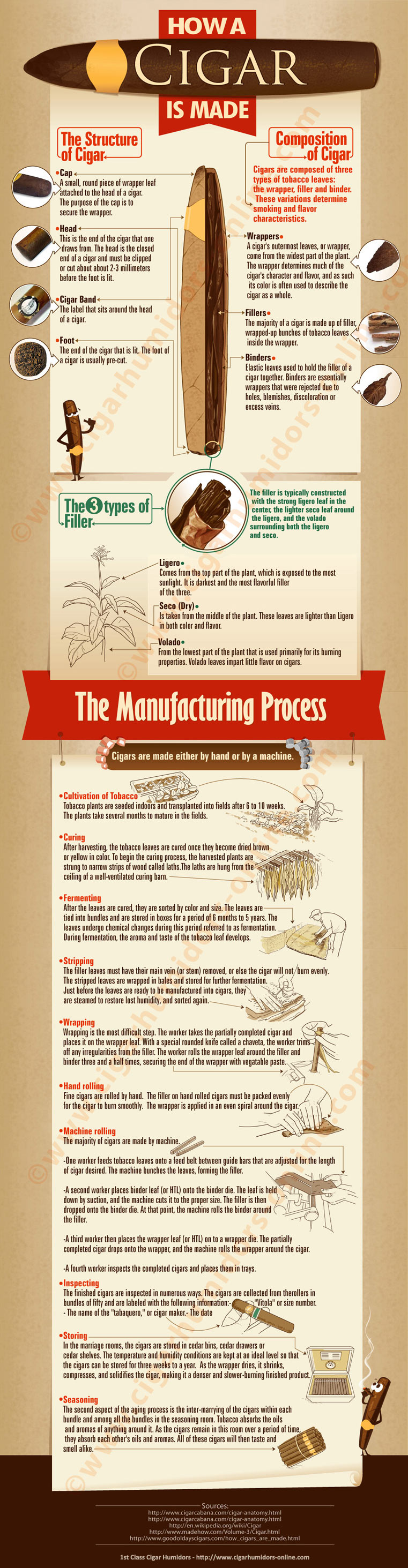 how-to-make-a-cigar-infographic